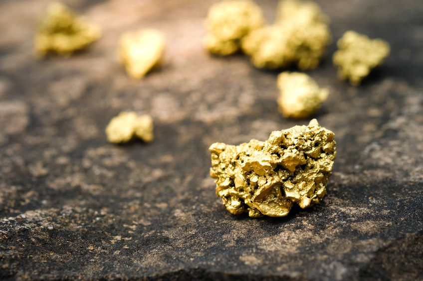 Uncovering the gold