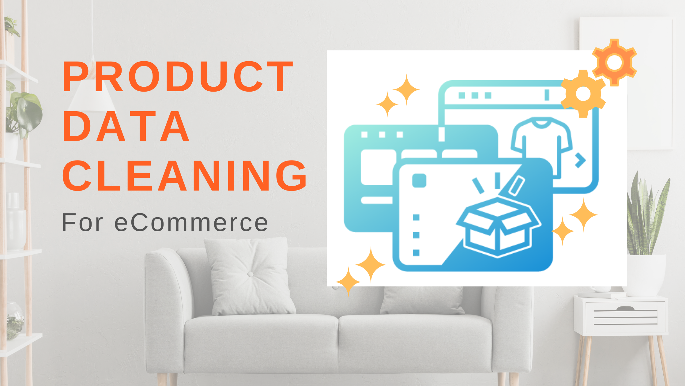 Product Data Cleaning for eCommerce